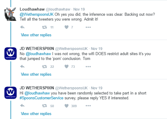 Guy Gets Absolutely Destroyed On Twitter By Wetherspoons Account 12834UNILAD imageoptim Wetherspoons4