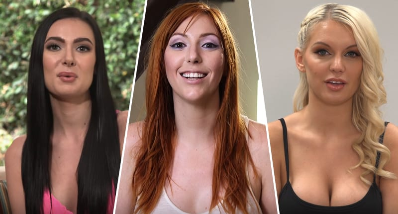 Porn Stars Reveal How They Got Into The Industry 14652UNILAD imageoptim ask a porn star memes wood rocket fb