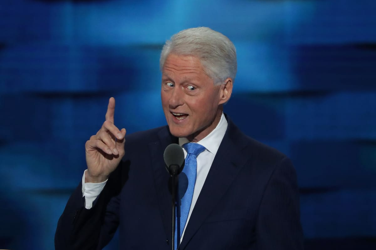 Photo Showing Naked Bill Clinton With Mistress Goes Viral 16887UNILAD imageoptim GettyImages 583558948