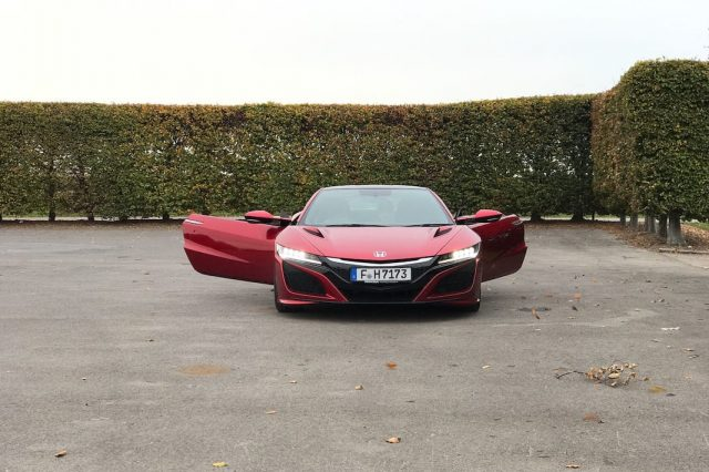 2017 Honda NSX   The First Drive %name