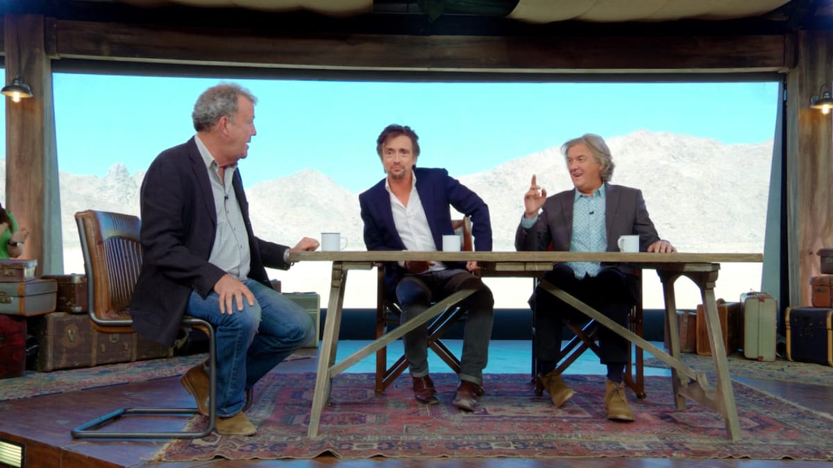 These Are The Grand Tour Jokes The BBC Would Definitely Have Banned 1958UNILAD imageoptim jeremy clarkson the grand tour conversation street