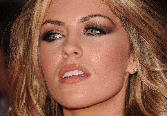 Abbey Clancy Got Naked On Instagram For No Reason