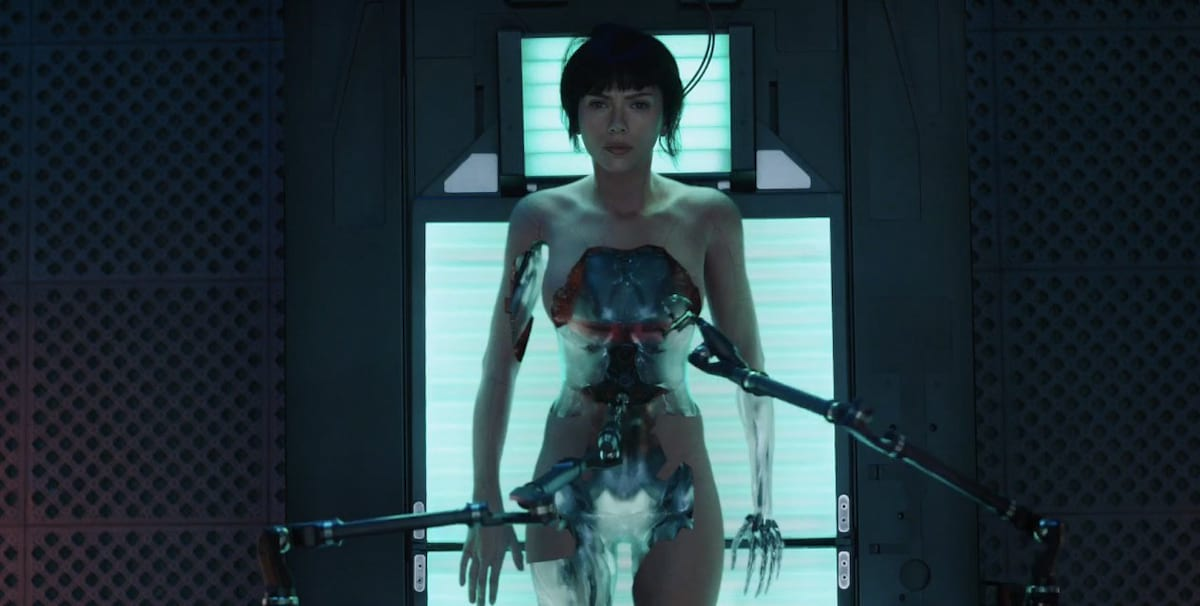 Scarlet Johansson Is Unrecognisable In Mind Bending Ghost in the Shell Trailer 23967UNILAD imageoptim ghostintheshell scarlettjohansson cyborgbody