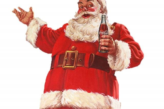 Coke Christmas Ads.The Coca Cola Christmas Ad Has P Ssed People Off For The