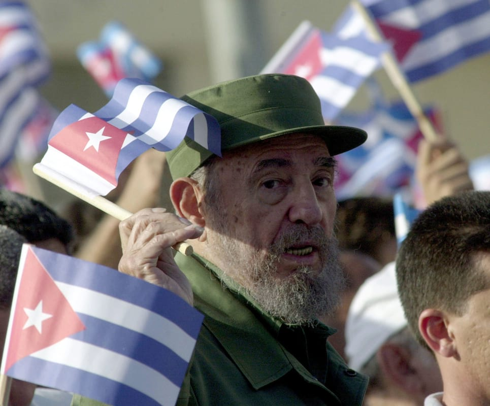 How Fidel Castro Survived 50 Years Of CIA Assassination Attempts 25260UNILAD imageoptim GettyImages 50982343