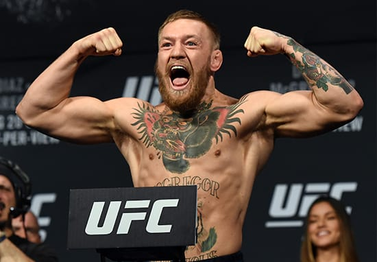 Conor McGregor Signs 'Historic Contract' To Make Mayweather Fight Happen