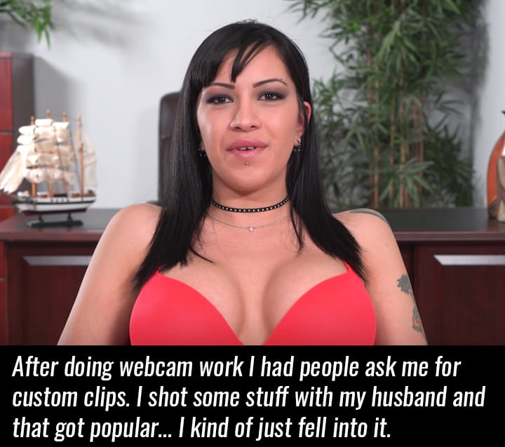 Porn Stars Reveal How They Got Into The Industry 30502UNILAD imageoptim Porn stars wood rocket cain