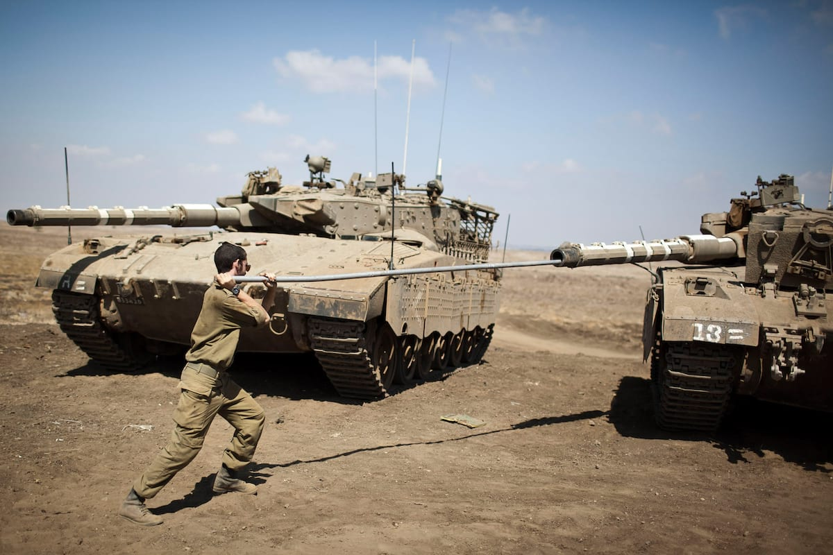 ISIS Attack Israel For First Time, It Doesnt End Well For Them 30609UNILAD imageoptim GettyImages 151851671