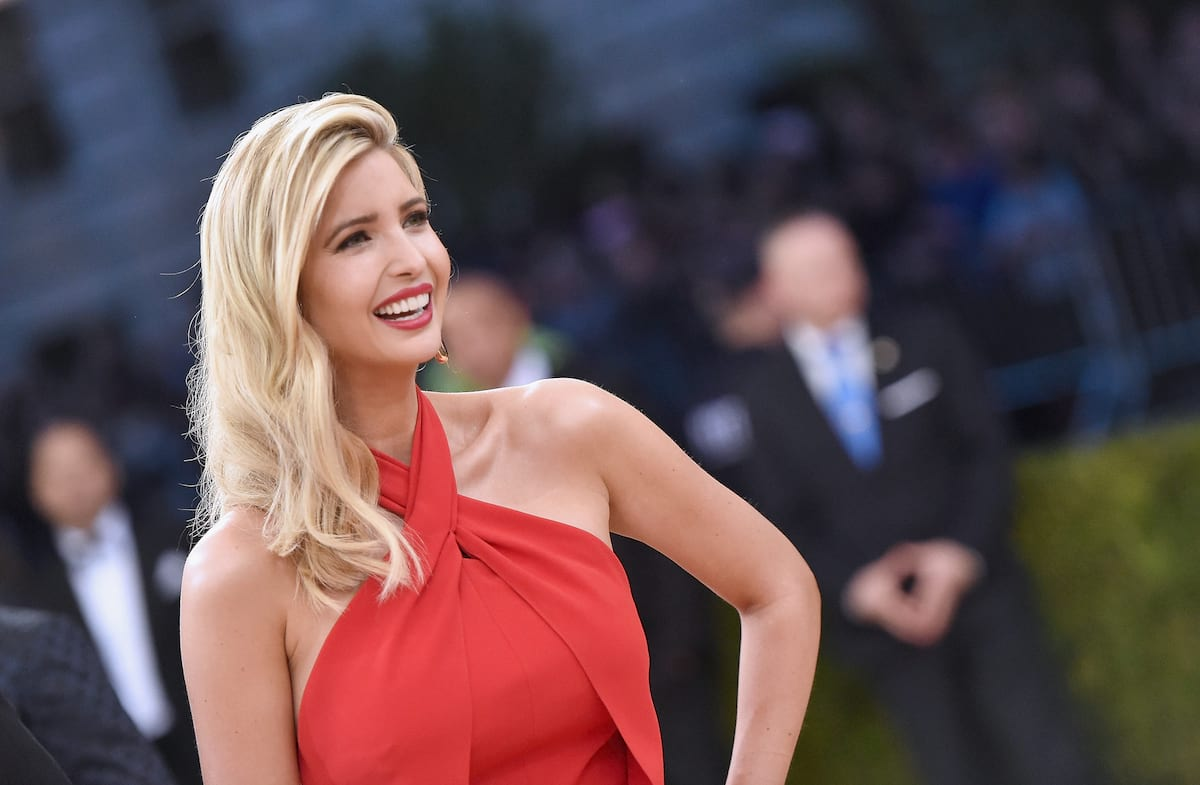 People Have Just Noticed Something Spooky In Ivanka Trumps Sexiest Boss Photos 33549UNILAD imageoptim GettyImages 528407016