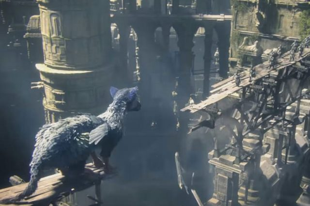 The Last Guardian Gets Stunning New Trailer