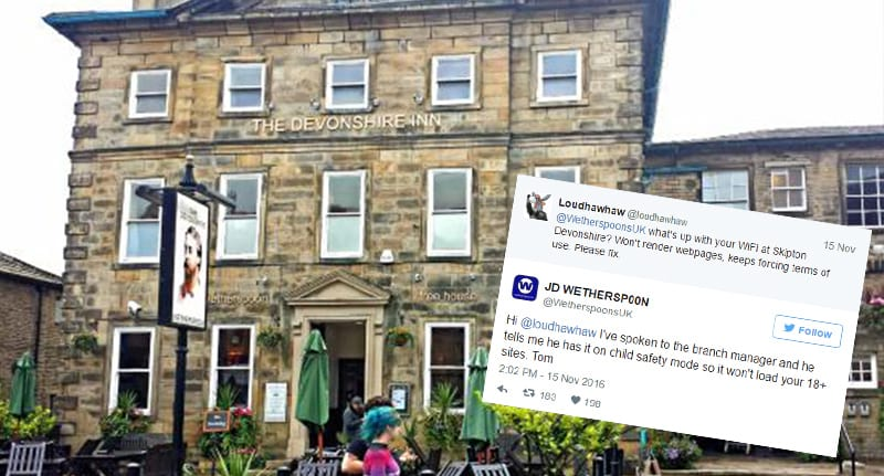 Guy Gets Absolutely Destroyed On Twitter By Wetherspoons Account 3650UNILAD imageoptim Wetherspoons face