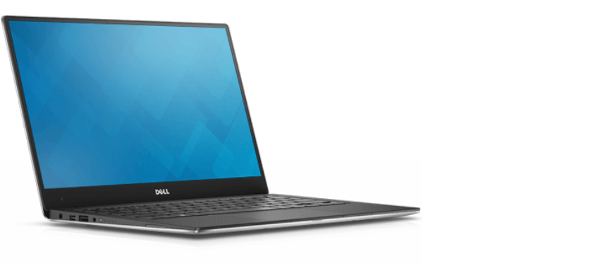 Dell XPS 13 with Infinity Display