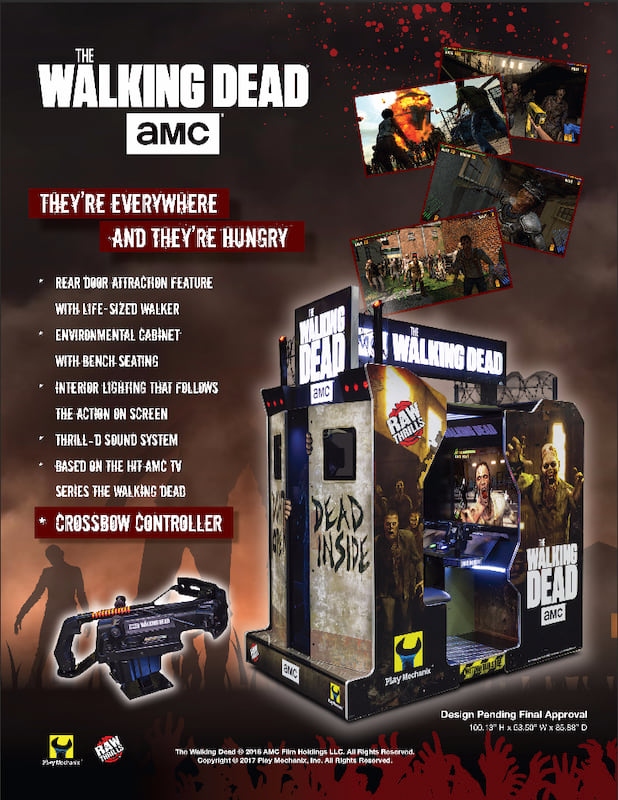 New Walking Dead Game Announced, But Its Not What You Think 37733UNILAD imageoptim walkingdeadflyer
