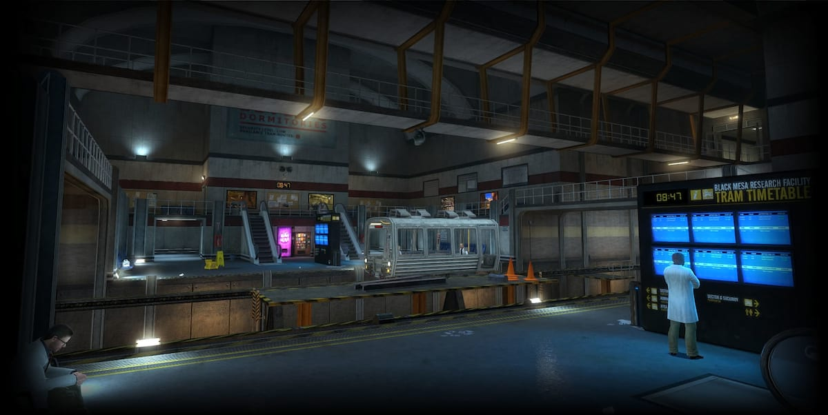 Half Life Fan Remake Teases Approach Of Redesigned Xen Levels 38176UNILAD imageoptim image2