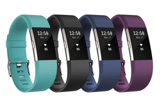 Fitbit charge 2 Colours