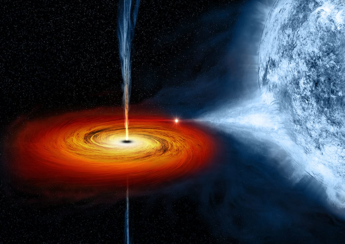 Black Holes Really Could Be Doors To Other Dimensions Say Scientists 40706UNILAD imageoptim Black hole Cygnus X 1