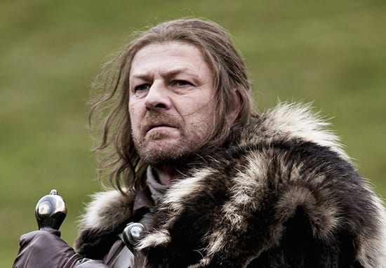 There's A Crazy Game Of Thrones Theory That Ned Stark Survived His Beheading