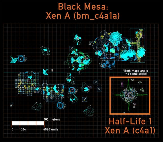 Half Life Fan Remake Teases Approach Of Redesigned Xen Levels 42424UNILAD imageoptim 3150859 bm1