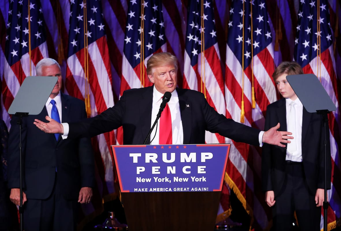 This Is What Trumps First 100 Days As President Will Look Like 42468UNILAD imageoptim GettyImages 621865538