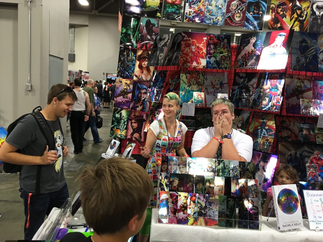 Eleven Went To Comic Con In Disguise And The Pics Are Hilarious 437UNILAD imageoptim Milly bobby brown SLC 7