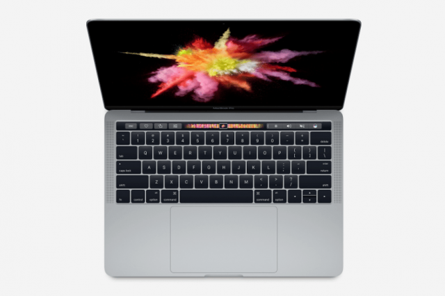 Gift ideas: MacBook Pro with Touch ID