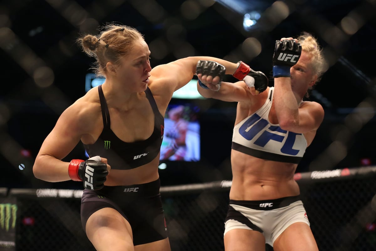 Ronda Rousey Opens Up About Her Future In UFC 4547UNILAD imageoptim GettyImages 497207040