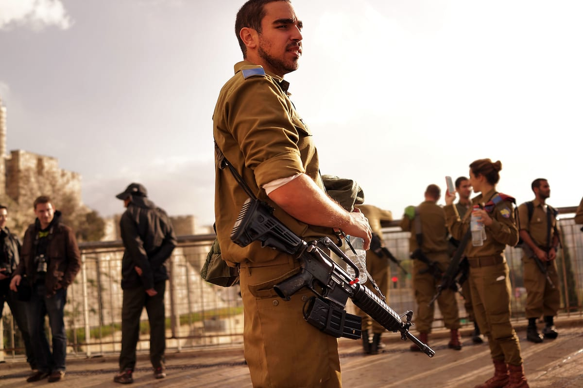 ISIS Attack Israel For First Time, It Doesnt End Well For Them 46283UNILAD imageoptim GettyImages 459684120