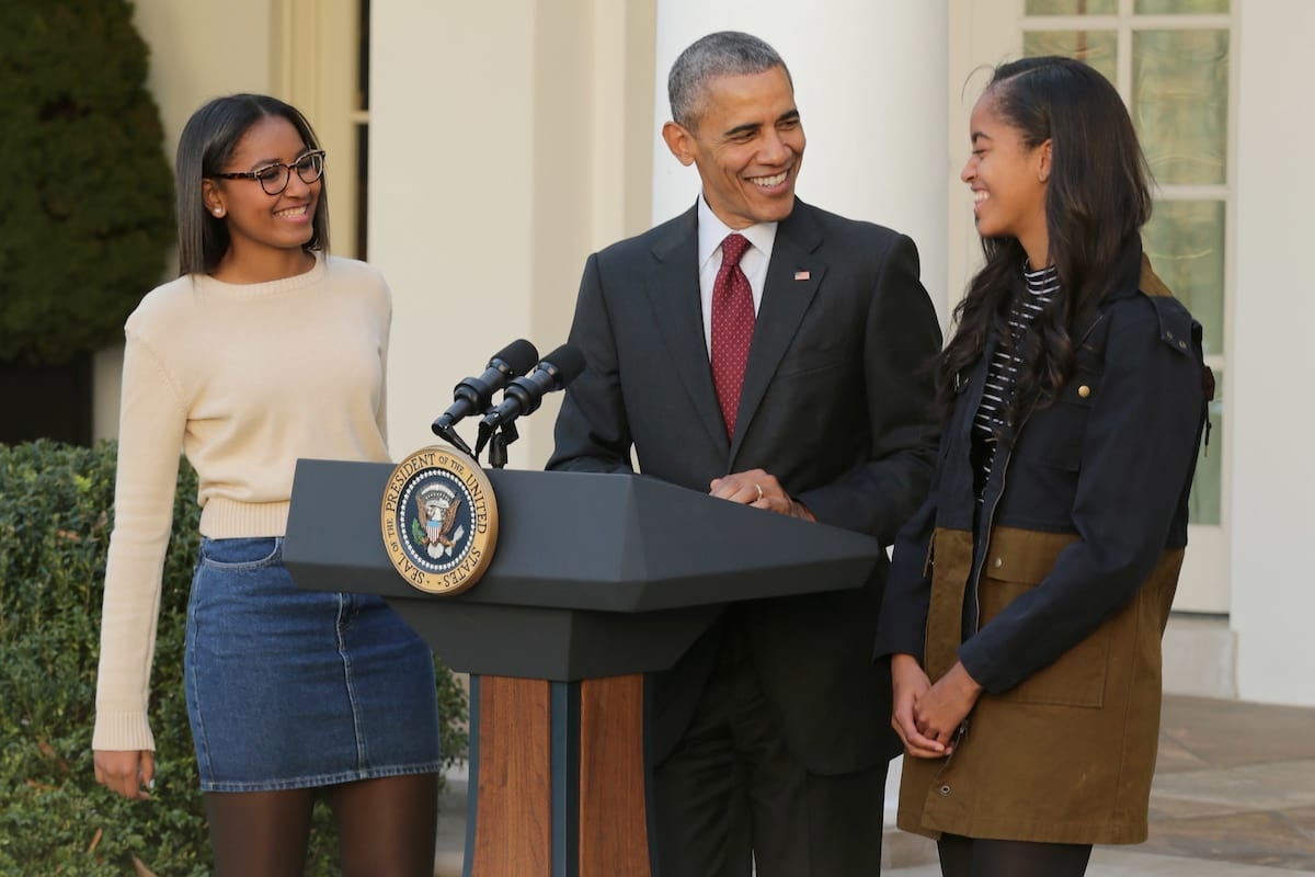 This Is What Obama Said To His Daughters After Trumps Victory 52327UNILAD imageoptim GettyImages 498724346