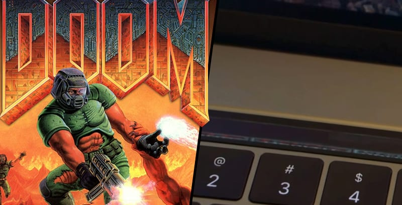 This DOOM Mod Could Be The Most Ridiculous Yet 55924UNILAD imageoptim FacebookThumbnailDOOM