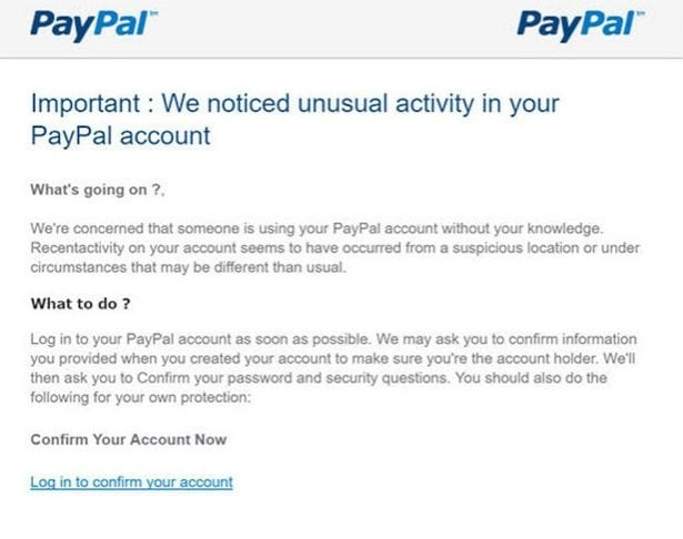 Theres A Clever PayPal Scam Email Fooling Everyone 55962UNILAD imageoptim Paypal scam
