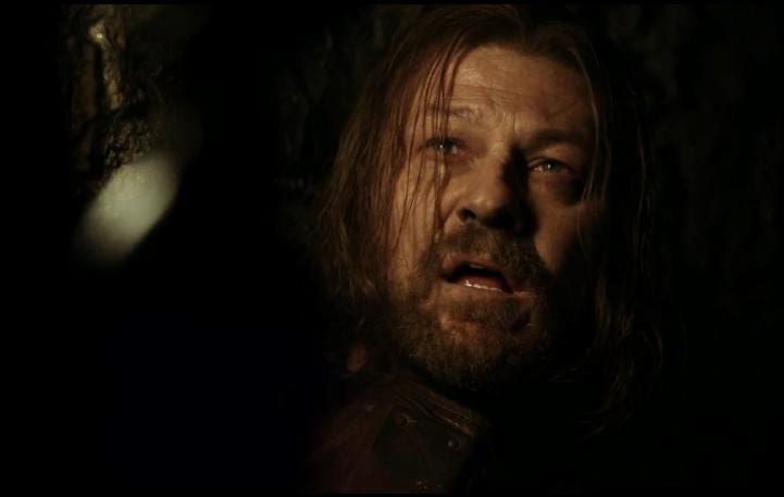 Theres A Crazy Game Of Thrones Theory That Ned Stark Survived His Beheading 58059UNILAD imageoptim ned dungeon 109