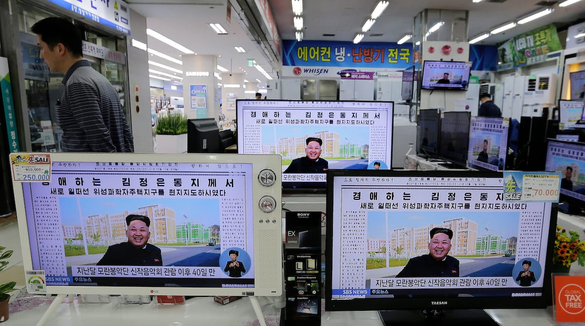 Its Been Four Days And North Koreans Still Dont Know Who Won The U.S Election 58876UNILAD imageoptim PA 21185606
