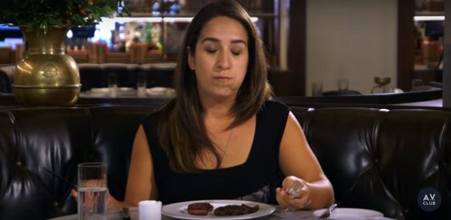 Vegetarian Loses Her Sh*t Eating Meat For First Time In 22 Years 58904UNILAD imageoptim food 4
