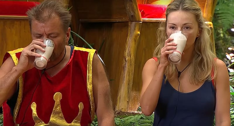 Im A Celeb Bosses Forced To Axe Classic Bushtucker Food From Menu 59851UNILAD imageoptim Bush tucker trial blended sheep testicles