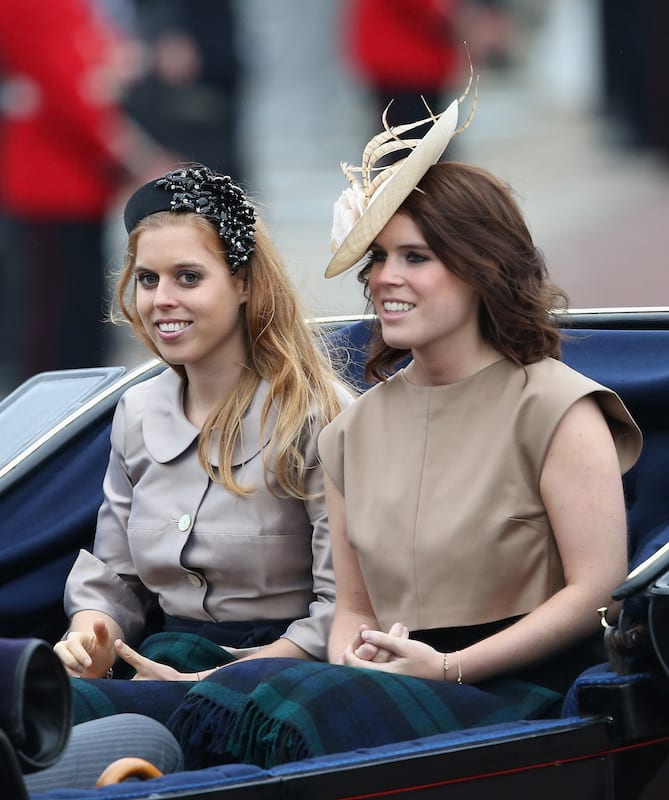 Princess Beatrice Nearly Blinded Ed Sheeran With Sword In Bizarre Incident 63206UNILAD imageoptim GettyImages 476991158