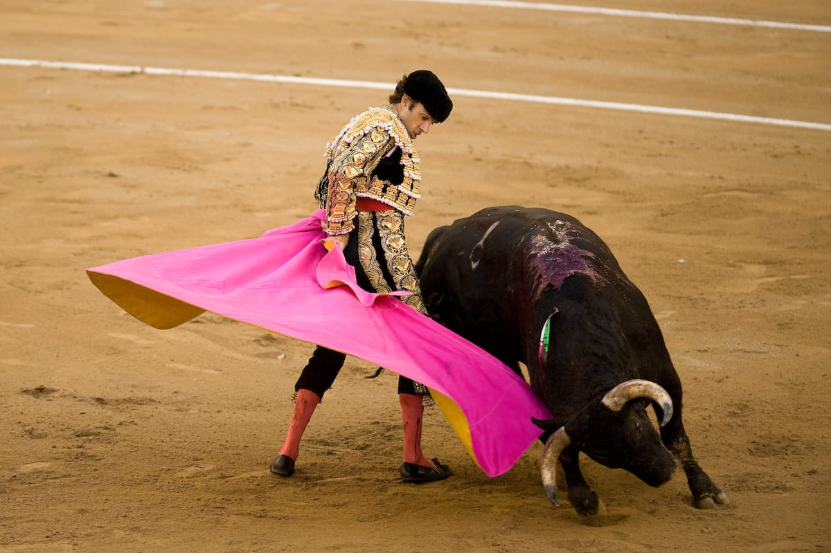 This Is Why Barcelona Cant Ban Bullfighting 63670UNILAD imageoptim bullfight2