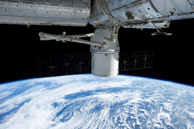 Astronauts In Space Terrified By Mysterious Unexplained