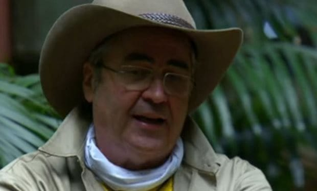 i_m_a_celebrity_2016_day_5__danny_baker_opens_up_about_cancer_battle_as_the_camp_divides_for_the_bushtucker_trial