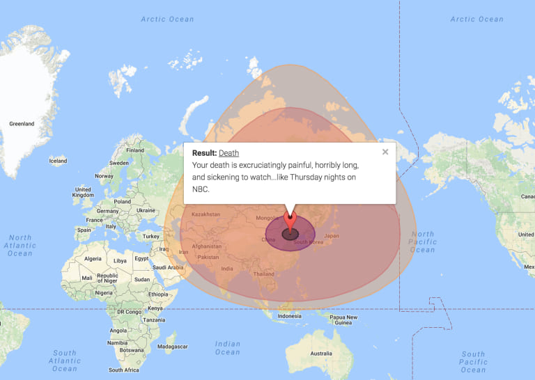 This Map Tells You If Youll Be Vapourised In A Nuclear Attack 6593UNILAD imageoptim Would I Survive A Nuke