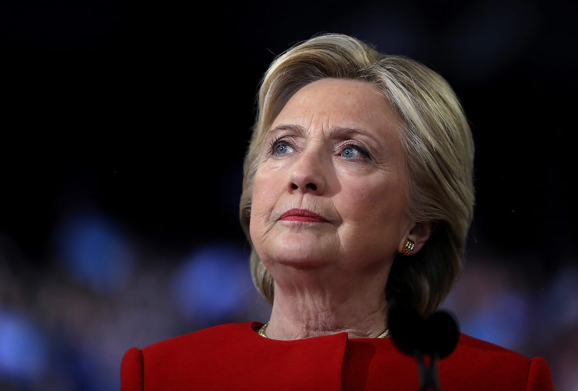 BREAKING: Hillary Clinton Concedes Defeat In Most Painful Speech Of Her Career 7066UNILAD imageoptim GettyImages 621743972