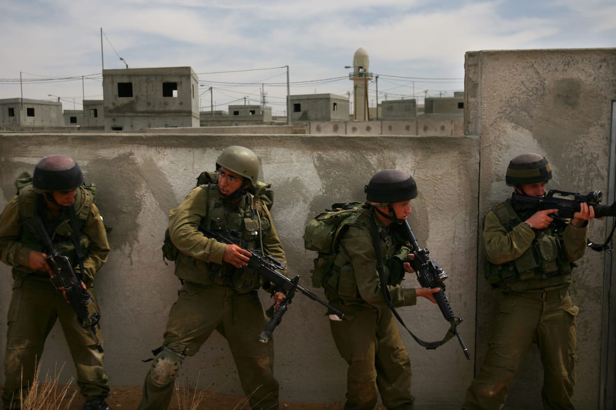 ISIS Attack Israel For First Time, It Doesnt End Well For Them 7592UNILAD imageoptim GettyImages 75784425