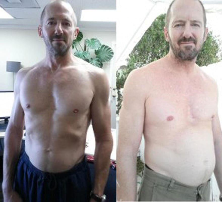 Heres What Happens To Your Body If You Only Drink Coke For A Month 9631UNILAD imageoptim before after coke