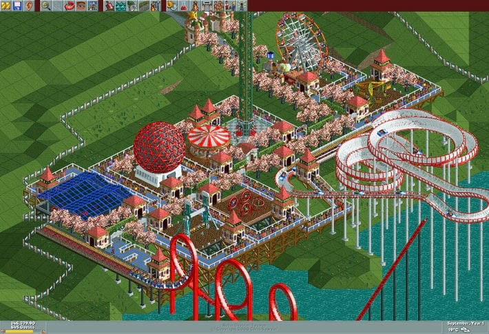 A Version Of Rollercoaster Tycoon Is Coming To iOS And Android 12674UNILAD imageoptim rctd ss 01