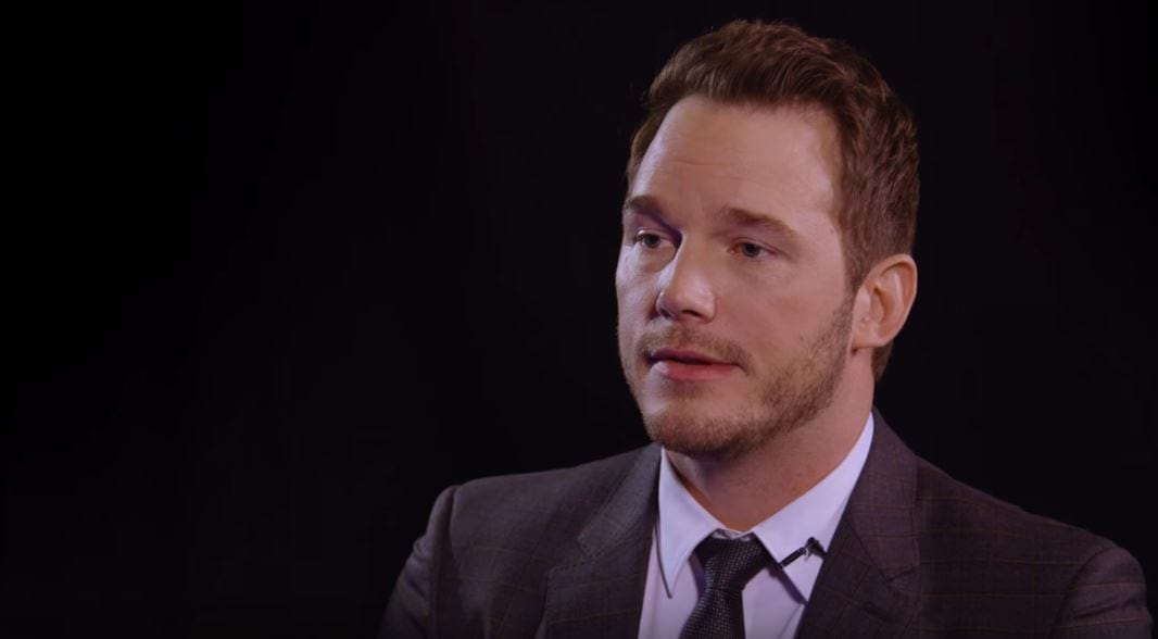 Chris Pratt Angers Vegans All Over The World With Single Photo 21789UNILAD imageoptim chrispratt 1