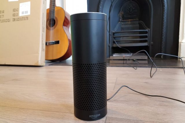 Amazon Echo Design Review