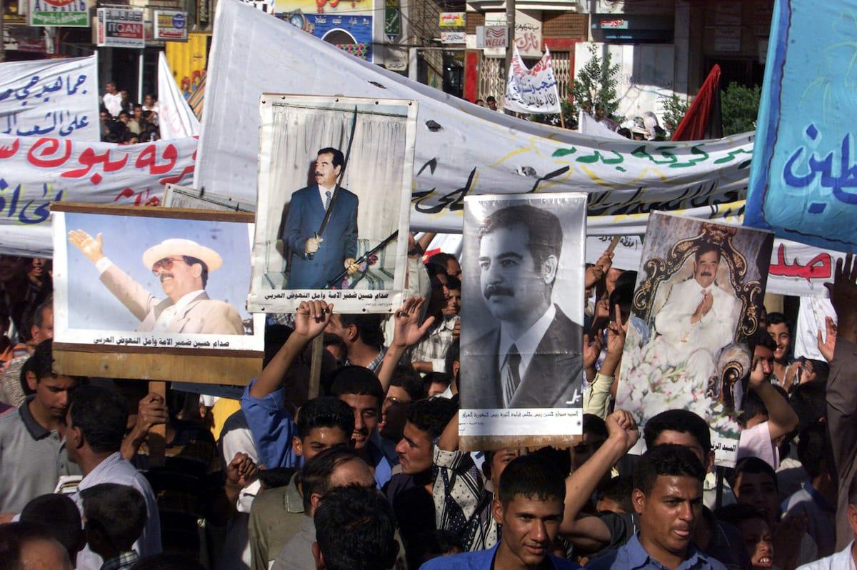 A Decade On, Has Iraq Benefited From Saddam Husseins Execution? 2566UNILAD imageoptim GettyImages 1166938