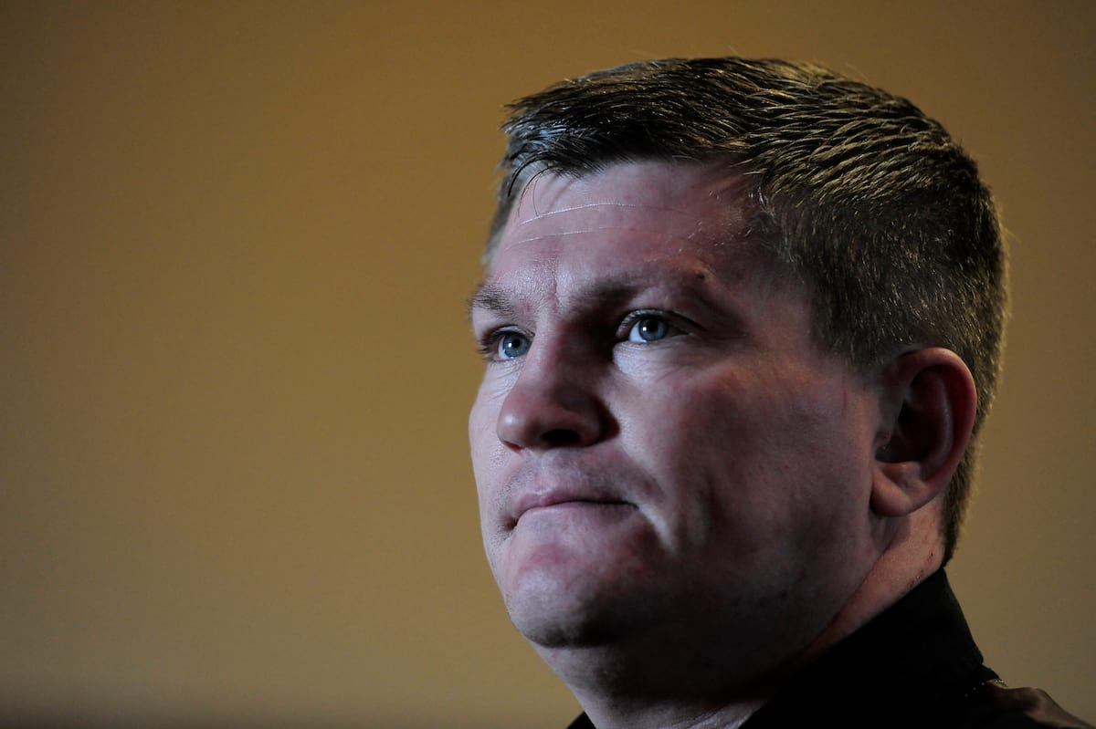 Ricky Hatton Makes Startling Admissions About His Battle With Depression 26837UNILAD imageoptim GettyImages 458202236