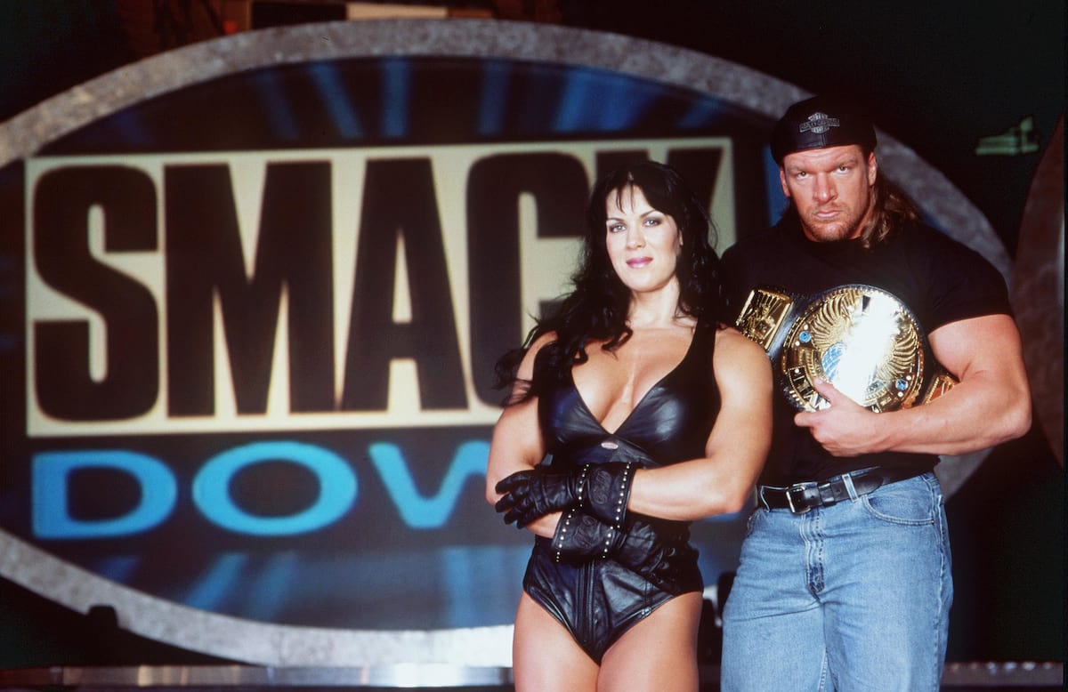 Chyna-Triple-HHH-gettyimages-51103198
