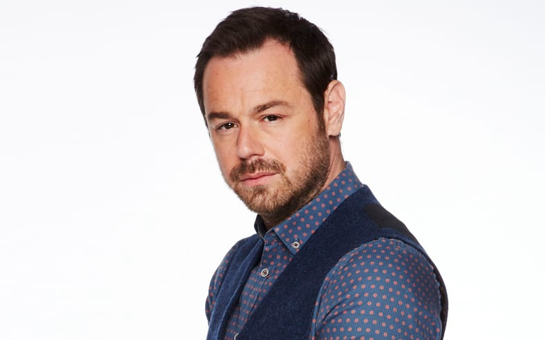 Actor Danny Dyer