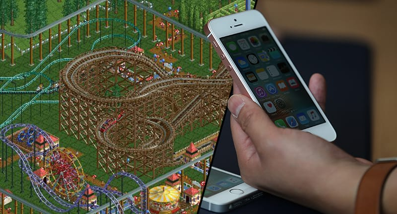 A Version Of Rollercoaster Tycoon Is Coming To iOS And Android 37822UNILAD imageoptim tycoon thumb